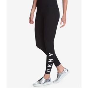 DKNY Sport Logo Leggings